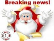 Santa Run Is Tomorrow!